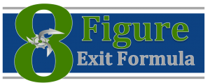 8 Figure Exit Formula logo